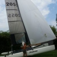 Hobie Cat Tiger STX