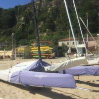 Catamarano Nacra 17