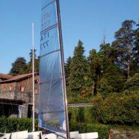 randa per classe A OXO sail