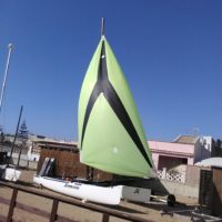 Catamarano hobie cat tiger f18